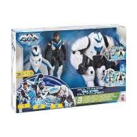 Max Steel Figura Multiturbo