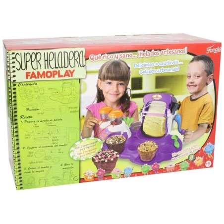 Súper Heladera Famoplay