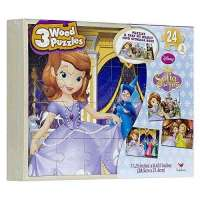 Princesa Sofia Pack 3...