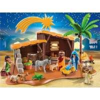 Belén Navidad de Playmobil...