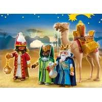 Reyes Magos de Playmobil 5589