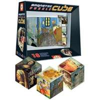 Cube Magnetic Puzzle Obras Arte