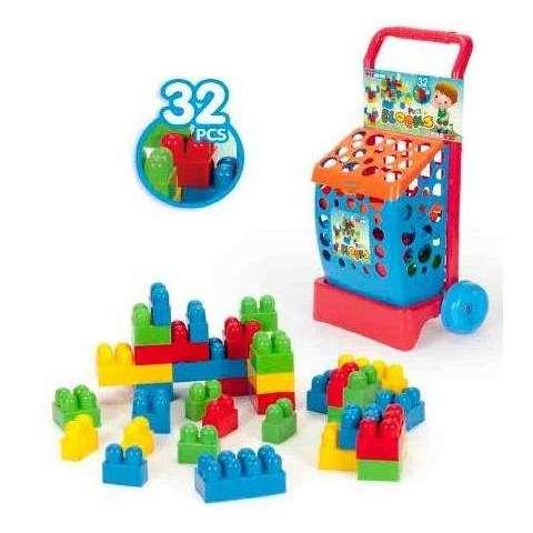 Carrito + 32 Block