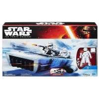 Star Wars Vehículos de batalla de lujo