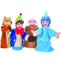 Marionetas De Cuento Pinocho