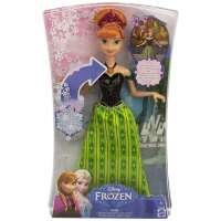 Frozen Anna Princesa Cantarina