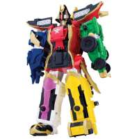 Power Rangers Megazord...