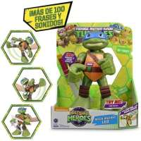 Tortugas Ninja Figura Leo Boxeador