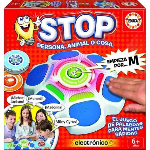 Stop Persona, Animal O Cosa