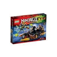 Lego Ninjago Moto Artilleria