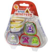 Star Monster Serie 1 Blister de 6 Figura