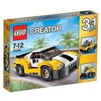 Lego - Deportivo Amarillo -...