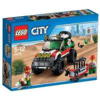 Lego City Todoterreno 4x4
