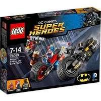 Lego Comics Batman En Moto...