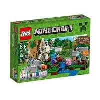 Lego Minecrafg El Gólem De...