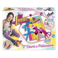 Soy Luna Crea Tu Diario De Patinadora