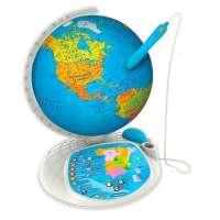 Explora el mundo - Globo Interactivo