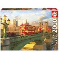 Educa - 2000 Pzs Puente de Westminster