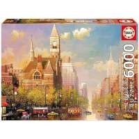 PUZZLE 6000 NEW YORK AFTERNOON