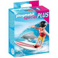 Playmobil - Surfista con tabla - 5372