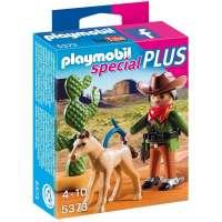 Playmobil - Vaquero con Potro - 5373