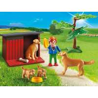 Playmobil Golden Retrievers 6134
