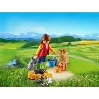 Playmobil Mujer con Familia...