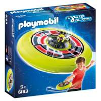 Playmobil Disco Volador Cósmico Astronau