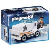 Playmobil Pulidora de Hielo