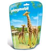 Playmobil Jirafa Con Bebé