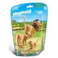 Playmobil Familia De Leones