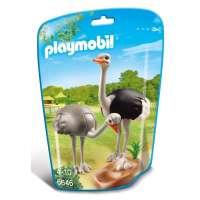 Playmobil Avestruces con Nido