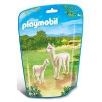 Playmobil Alpaca Con Bebé