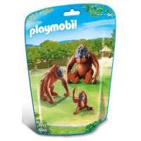 Playmobil Familia De Orangutanes