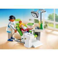 Playmobil Dentista con paciente