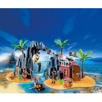 Playmobil Isla del tesoro...