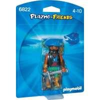 Playmobil - Pirata - 6822