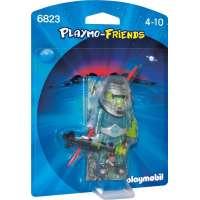 Playmobil - Guerrero del espacio - 6823