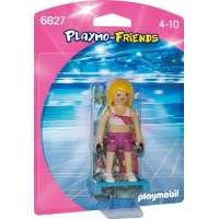 Playmobil - profesor de Fitness - 6827