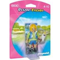 Playmobil - Cuidador de Cacatua - 6830