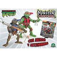 Tortugas Ninja - Monsters Trappe