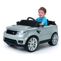 Range Rover 6V Gris C/luces...