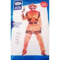 Disfraz Bufalo Bill Party...