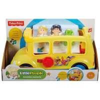 Mattel Autobus Cantarin