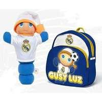 Gusy Luz Real Madrid + Mochila