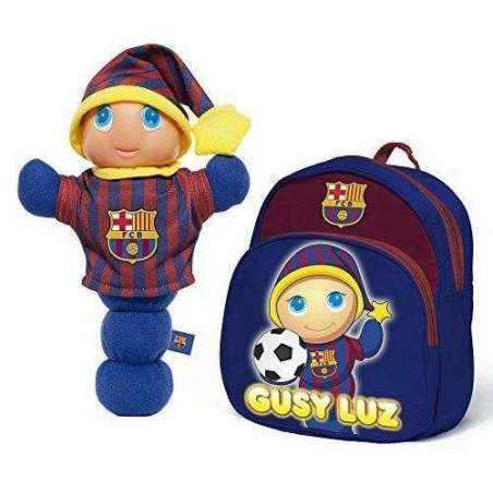 Gusy Luz FC Barcelona + Mochila