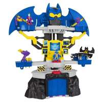 Batman Batcueva Transformable