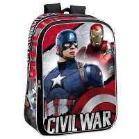 Avengers mochila adaptable