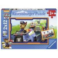 PPL Paw Patrol Puzzle 2x12 Piezas