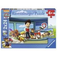 PPL Paw Patrol Puzzle 2X24 pz